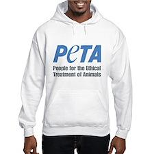 PETA Logo Hooded Sweatshirt