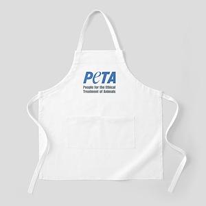 PETA Logo Apron