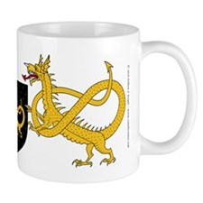 Dragon Watch Mug