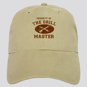Property of Grill Master Cap