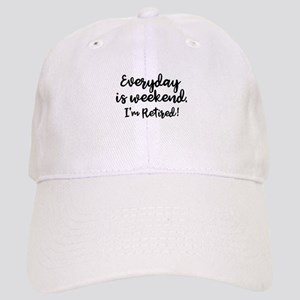 Everyday Is Weekend Cap