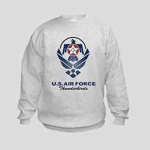 USAF Thunderbird Kids Sweatshirt