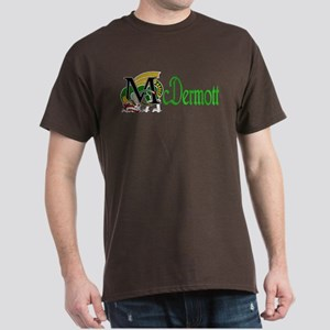 McDermott Green 2 Celtic Dragon Dark T-Shirt