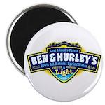 Ben & Hurley's Spring Water Magnet