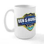 Ben & Hurley's Spring Water Large Mug