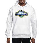 Ben & Hurley's Spring Water Hooded Sweatshirt