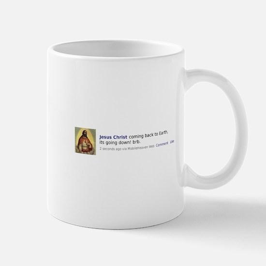 It's Going Down! Mug