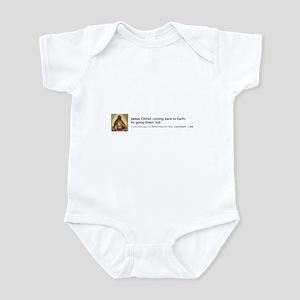 It's Going Down! Infant Bodysuit