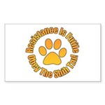 Shih Tzu Sticker (Rectangle 50 pk)