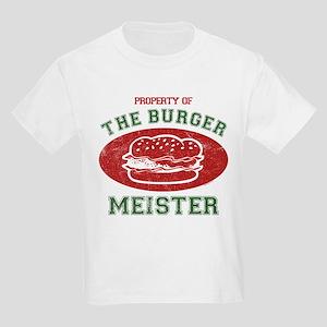 Property of Burger Meister Kids Light T-Shirt