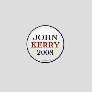 John Kerry 2008 Mini Button