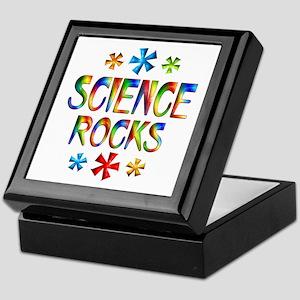 Science Keepsake Box