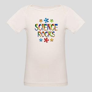 Science Organic Baby T-Shirt