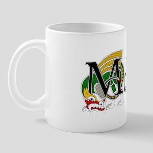 McDermott Celtic Dragon Mug