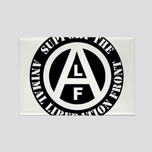 Vegetarian Vegan Support Animal Liberation Magnets