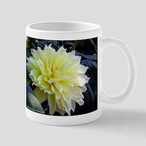 the Yellow Dahlia Mug