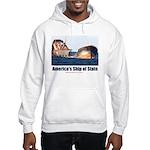 USS Obama Hooded Sweatshirt