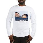 USS Obama Long Sleeve T-Shirt
