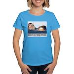 USS Obama Women's Dark T-Shirt