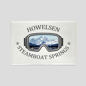 Howelsen Ski Area - Steamboat Springs - Magnets