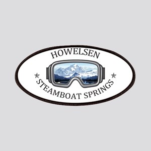 Howelsen Ski Area - Steamboat Springs - Co Patch