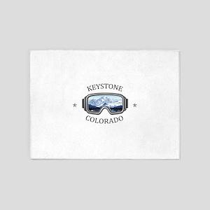Keystone Resort - Keystone - Colo 5'x7'Area Rug