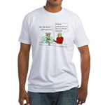 You're a Rocket Scientist Fitted T-Shirt