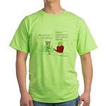 You're a Rocket Scientist Green T-Shirt
