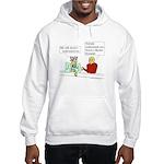 You're a Rocket Scientist Hooded Sweatshirt