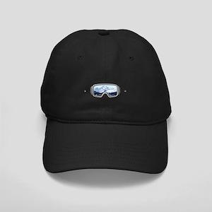 Powderhorn Resort - Mesa - Black Cap with Patch