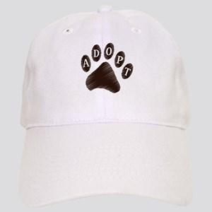 Animal Adoption Paw Cap