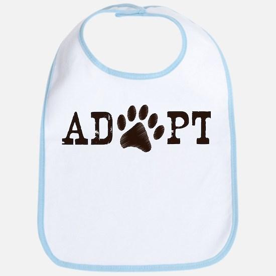 Adopt an Animal Bib