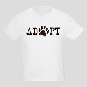 Adopt an Animal Kids Light T-Shirt