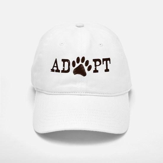 Adopt an Animal Baseball Baseball Cap