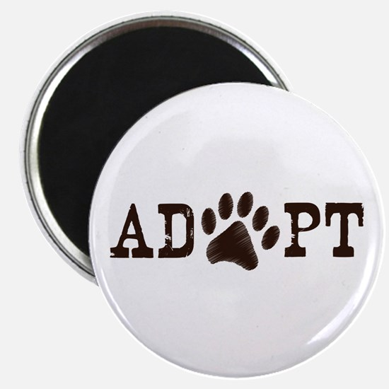 Adopt an Animal Magnet