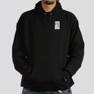 Don't mess with me ... Hoodie (dark)