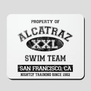 Alcatraz Mousepad