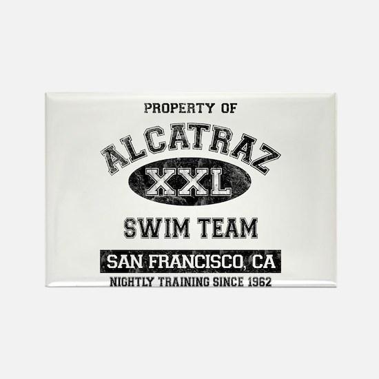 Alcatraz Rectangle Magnet (10 pack)