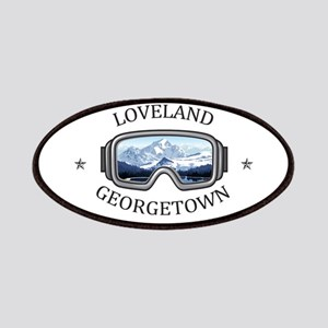 Loveland Ski Area - Georgetown - Colorado Patch