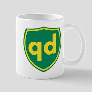 QD: Quit Drilling Mug