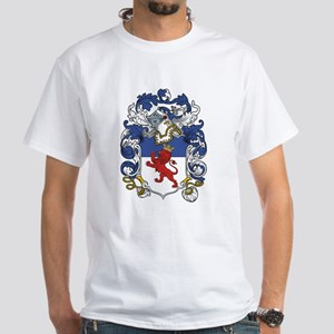 St. George Coat of Arms White T-Shirt