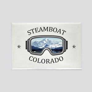 Steamboat Ski Resort - Steamboat Springs Magnets
