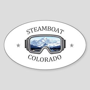 Steamboat Ski Resort - Steamboat Springs Sticker