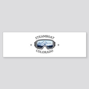 Steamboat Ski Resort - Steamboat Bumper Sticker
