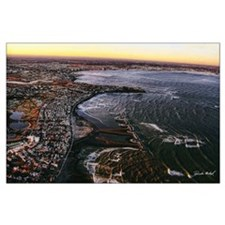 Winthrop Arial Large Poster