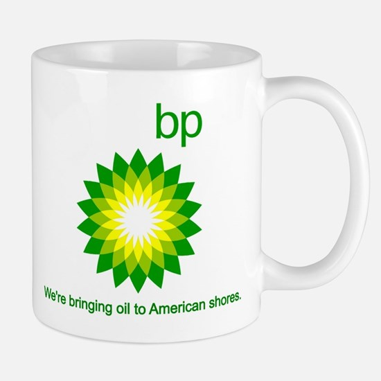 BP Oil... Spill Mug