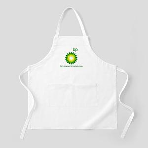BP Oil... Spill Apron