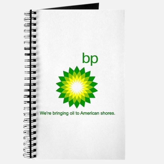 BP Oil... Spill Journal