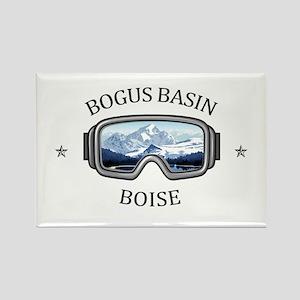 Bogus Basin - Boise - Idaho Magnets