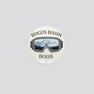 Bogus Basin - Boise - Idaho Mini Button